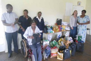 Henkoly - Solar Power - Supporting Community - Naledi Hospice - Solar Gesyers - LED Lights - Krugersdorp - West Rand