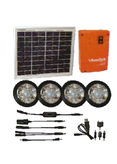 Solar Home Light Henkoly Solar Power