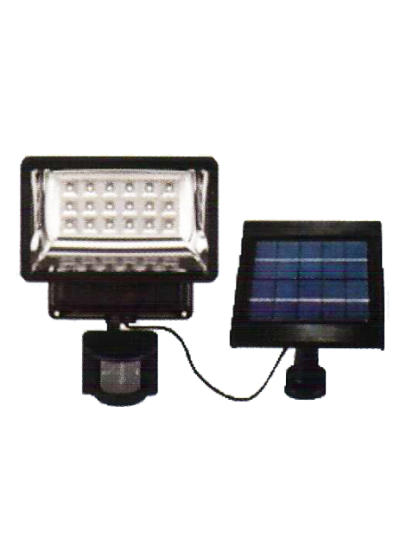 Solar Courtyard Light Henkoly Solar Power